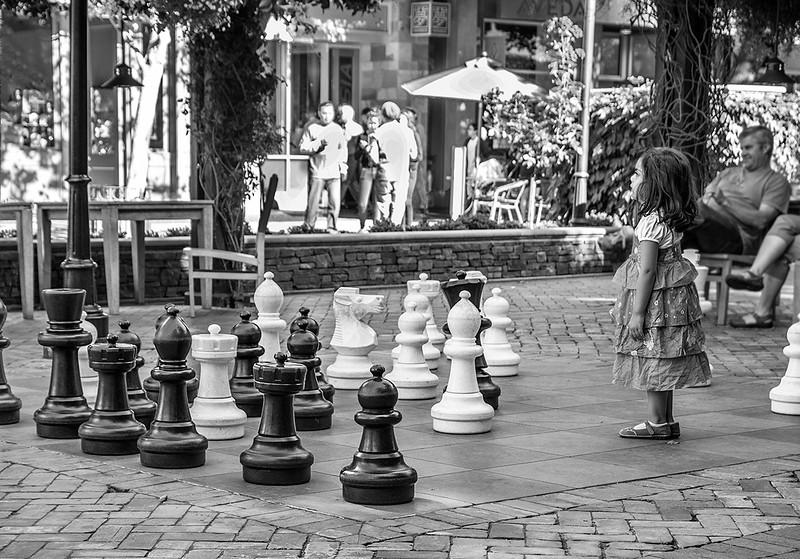 The Little Chess Piece