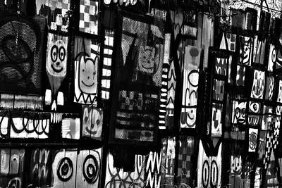 Graffiti Wall No. 2