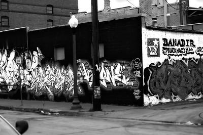 Graffiti Wall No. 9