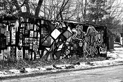 Graffiti Wall No. 3