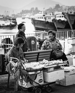 Cheung Chau Fishwives