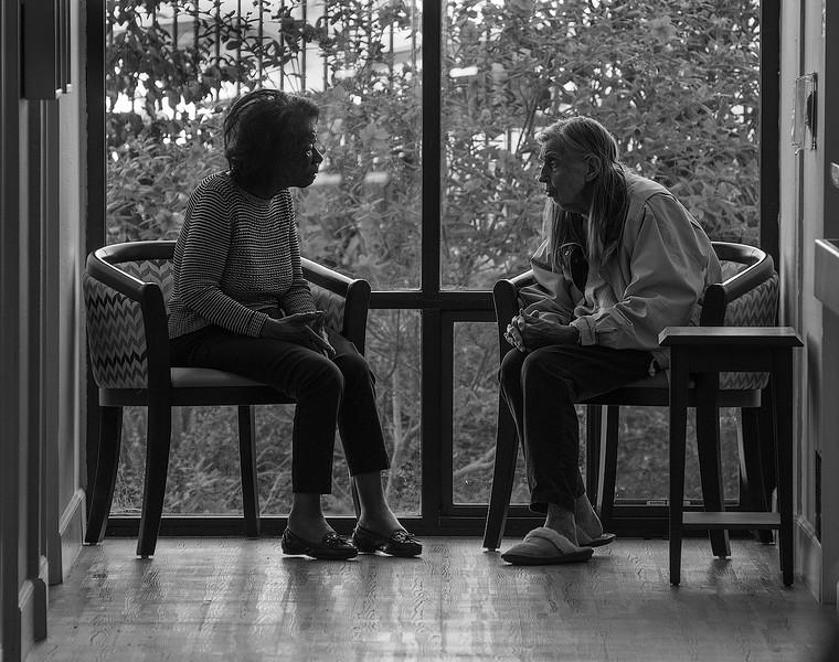 """""""A Conversation amongst friends"""""""