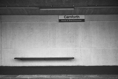 Carnforth, Home of.....