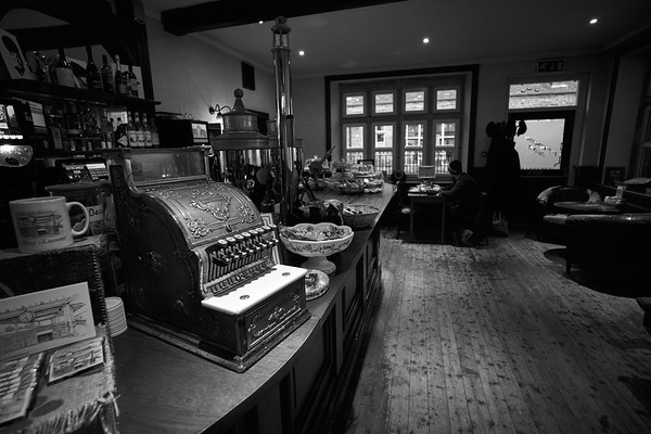 Cash Register, Refreshment Room