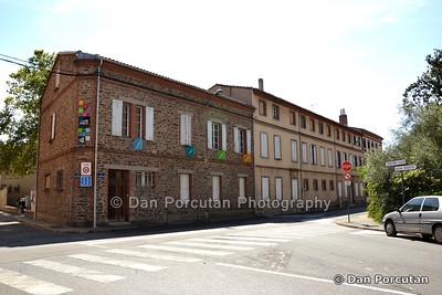 Côte d'Azur - Albi, Tarn, Languedoc-Roussillon-Midi-Pyrénées - Austria