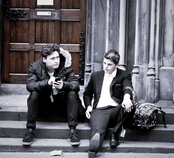 Street Men