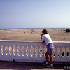 Overlooking the Dunes of Maspalomas
