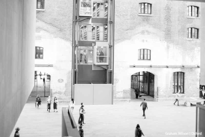 Central St Martins, London