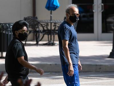 Street Photography Chinese Virus - The Mask