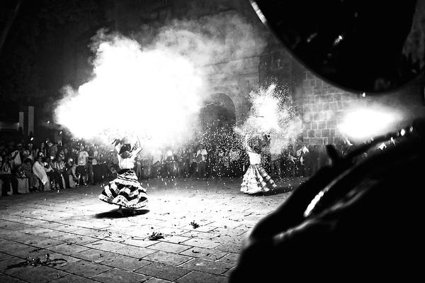 Danza que quema