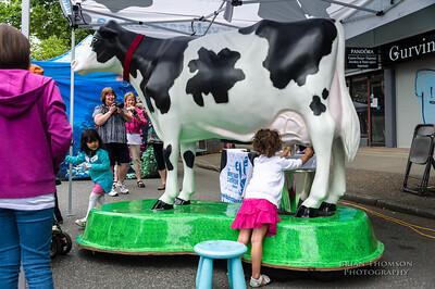 Child Milking