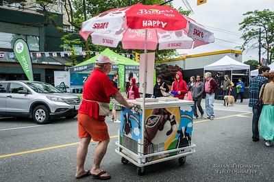 Breyers Cart