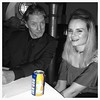 A Scottish Night Out - one can of Irn Bru to share