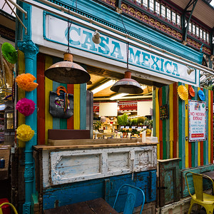House of Mexica: Covered Market, Leeds
