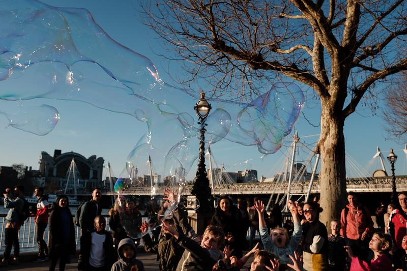 London Street Photography February 2019