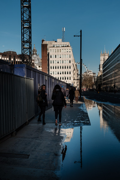 London Street Photography February 2019