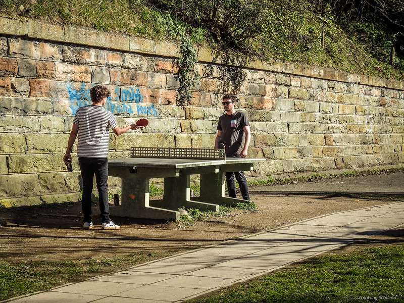 Ping Pong Boys