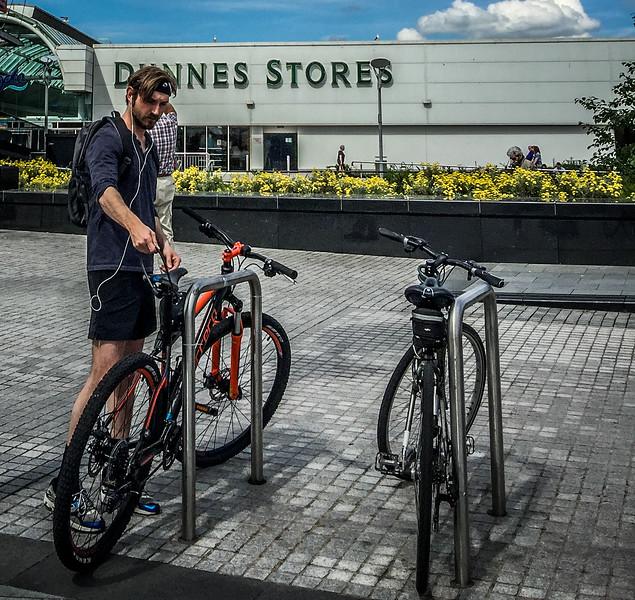 Clydebank Cyclist