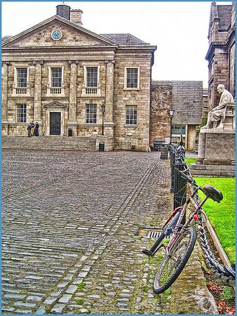 A Bike in Dublin