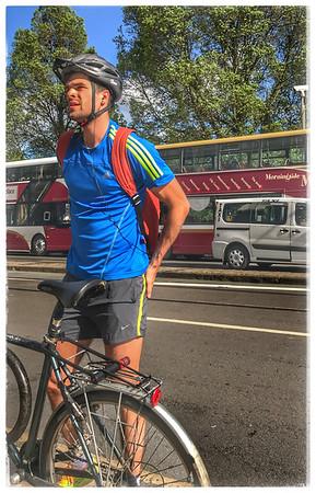 A Cyclist Contemplates
