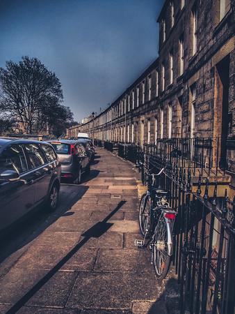 Warriston Crescent, Edinburgh