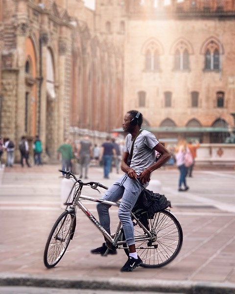 Cool Cyclist
