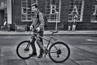 The Urban Backpacking Cyclist