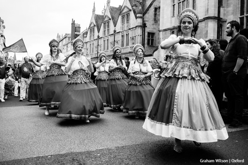 Oxford May Day-1658