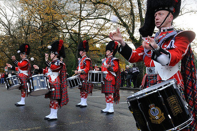 Drum Roll, Remembrance Day