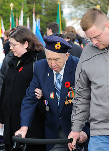 Another Remembrance Day Veteran