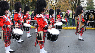Remembrance Day Drum Roll