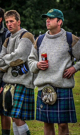 Kilted Tourists