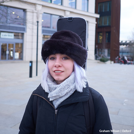 St Pancras Hat Portraits
