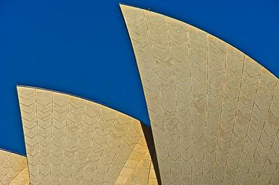 The Opera House:  Sydney, Australia