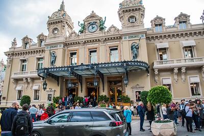 The original Monte Carlo casino. Scenes from Casino were filmed here.