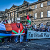 Gaza Conflict: - Demonstration in Charlotte Square Edinburgh