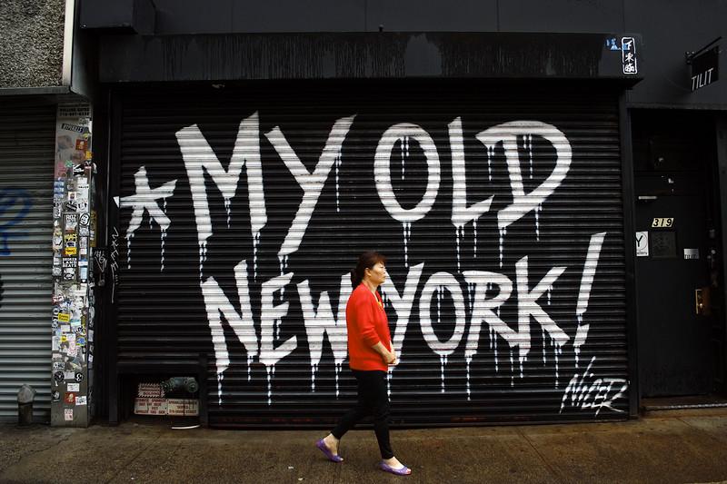 My Old New York!