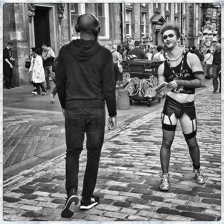 Edinburgh Cross Dressing