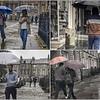 A Rainy Day in Edinburgh