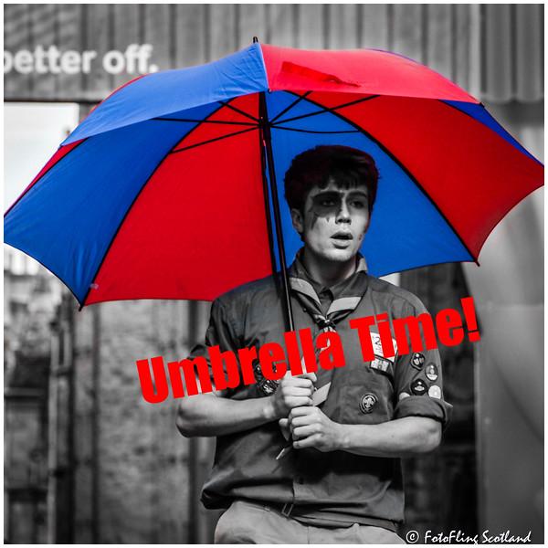 Umbrella Time!