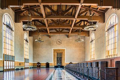 Union Station DTLA
