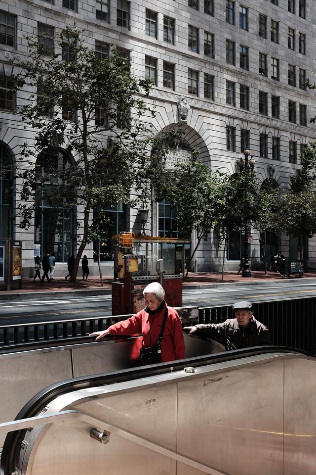 Embarcadero Station | San Francisco, CA | July 2016