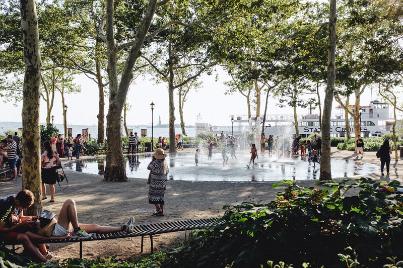 Battery Park | New York City, NY | August 2015