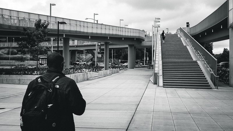 UW Link light rail station | Seattle, WA | September 2016