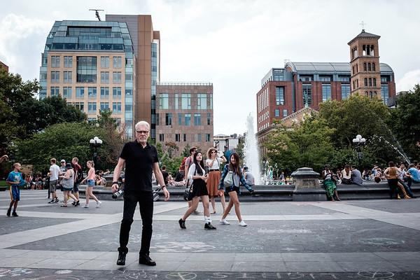 Washington Square Park | New York City, NY | August 2015