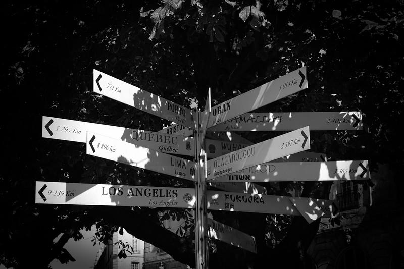 That Way | Bordeaux, France | September 2018
