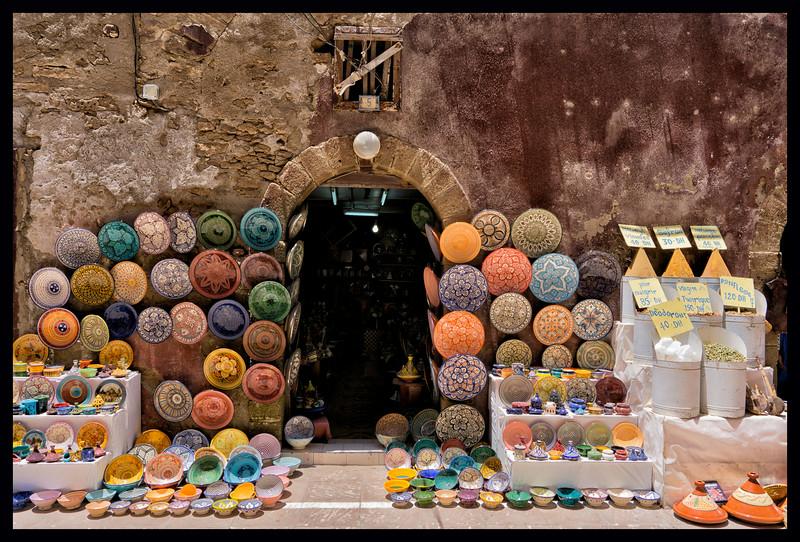 Colors of Essaouira I