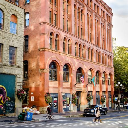Pioneer Square | Seattle, WA | October 2016