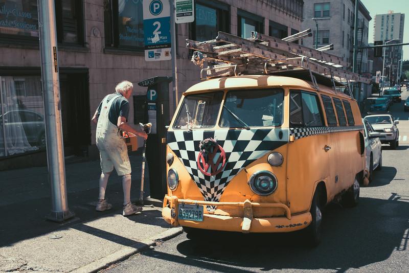 Old School | Seattle, WA | August 2016