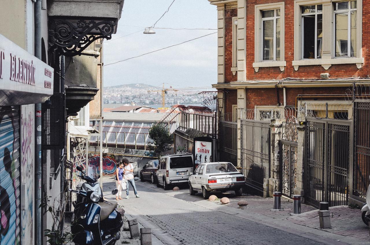 Istanbul, Turkey | August 2014